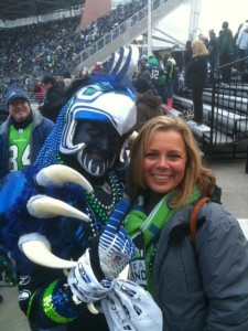 Seahawks and Sports Techie