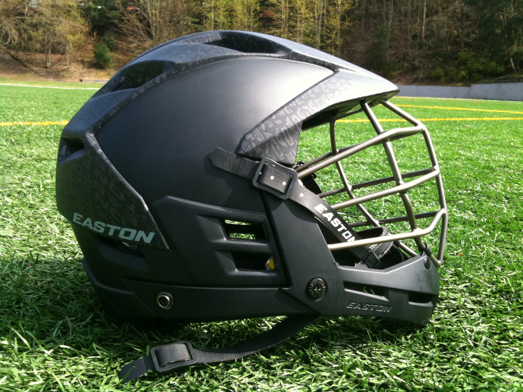 Easton Lacrosse Gets Sports Techie