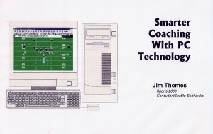 GridIron 2000 Expert NFL Game Planning System