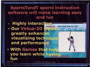 SportsTandT 'Hey Coach' AI Hitting Module