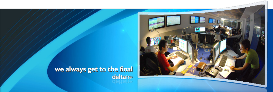 The deltatre DIVA was selected by América Móvil to provide digital broadcast services for the 2014 Sochi Winter Olympic Games in 17 Latin American countries