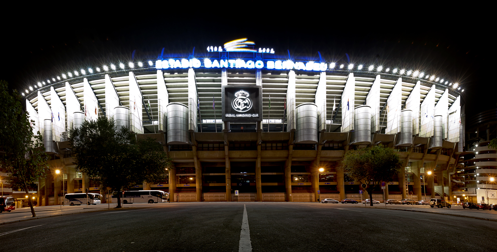 Real madrid upgrading to cisco connected stadium solutions sports