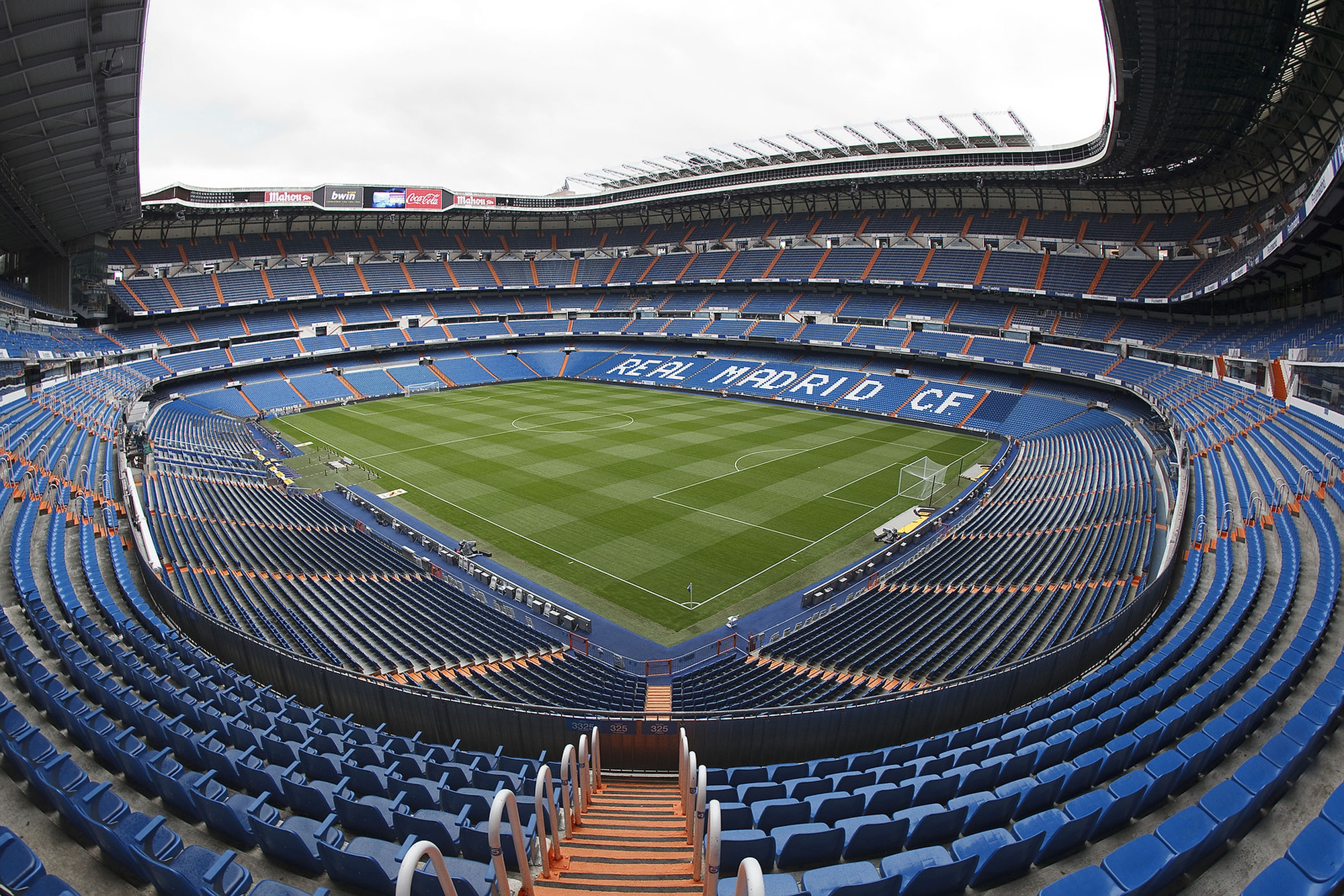 Real Madrid upgrading to Cisco Connected Stadium Solutions ...
