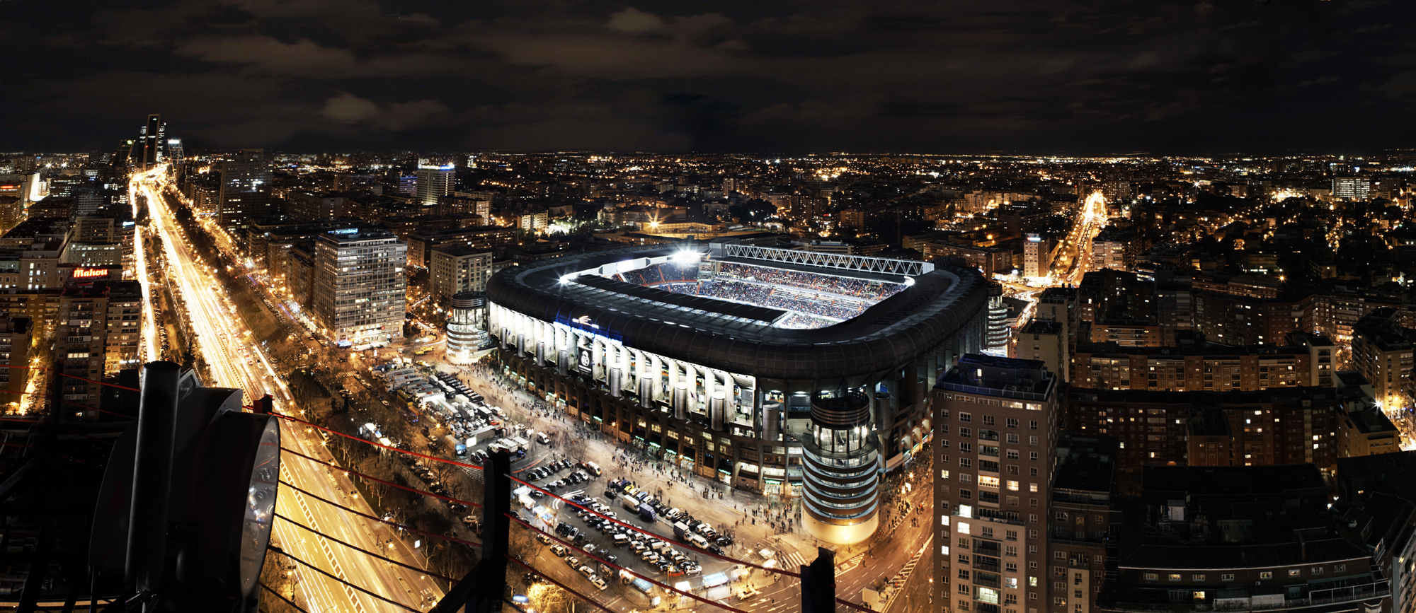 Real Madrid Upgrading To Cisco Connected Stadium Solutions