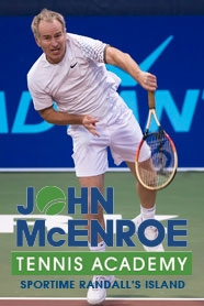 JOHN MCENROE TENNIS ACADEMY AND PROJECT