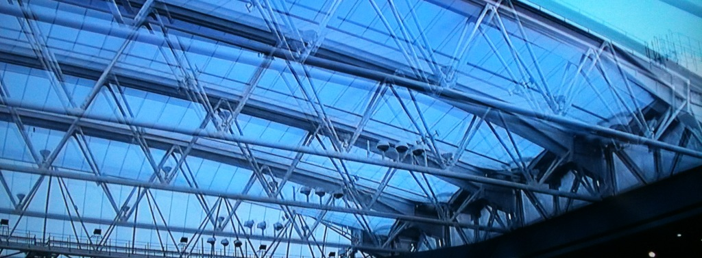The new Retractable Roof at Wimbledon