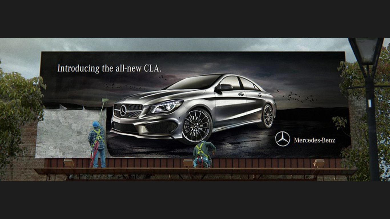 Introducing the all-new CLA by Mercedes-Benz