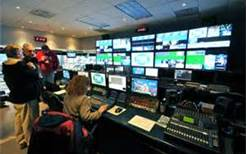 Learn about the CBS Sports SB47 control room via the NFL links in this blog