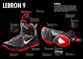 LEBRON 9 Tech Sheet
