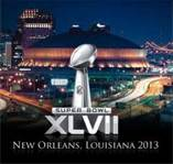 Super Bowl 47 all day online streaming at CBSports.com is on February, 3rd in New Orleans at the Mercedes-Benz SuperDome