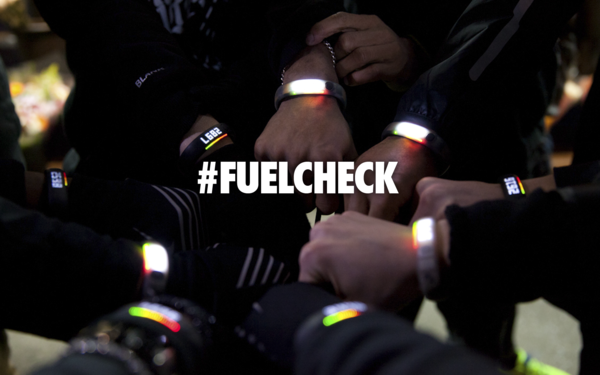 Nike sports technology has #fuelcheck