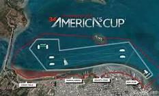 America's Cup Virtual Race Course 2013