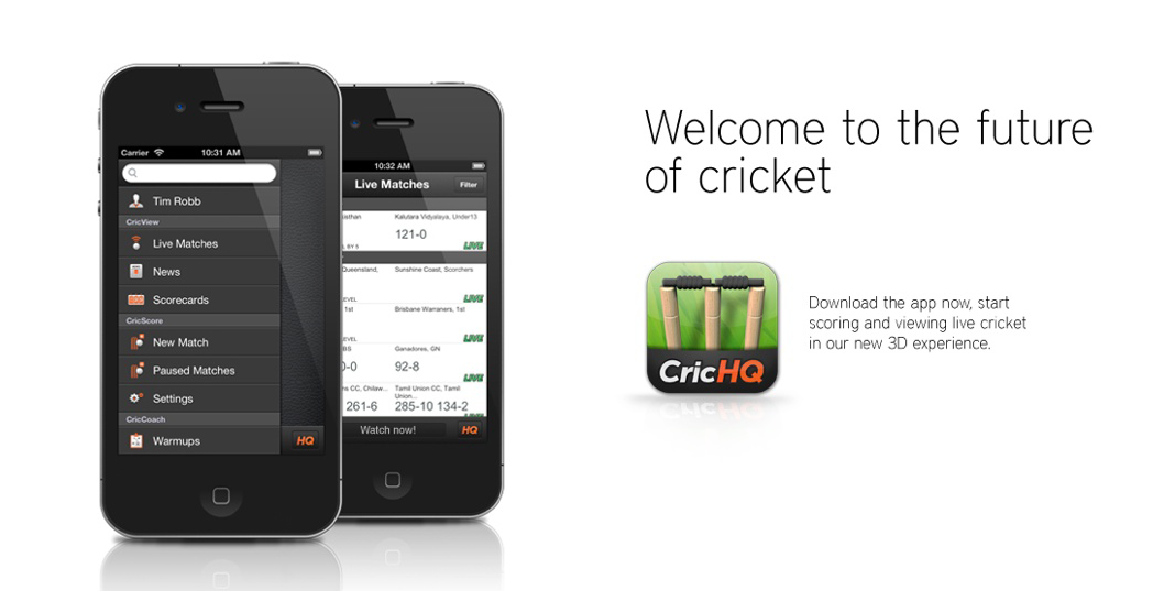 The CricHQ cricket community uses an app that is doing its part to revolutionize the game of cricket via a robust competition management system module (CMSM).