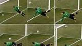 The disallowed goal by Frank Lampard in the England vs. Germany 2010 World Cup game led to GLT by FIFA