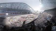 The Sochi 2014 Winter Games Olympic Stadium