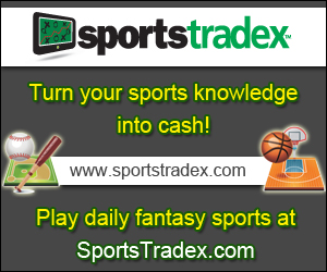 Sports Tradex - Turn your sports knowledge into cash!