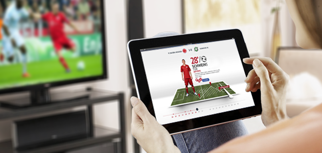 Elemental and deltatre global partnership targets second screen sports content programmers