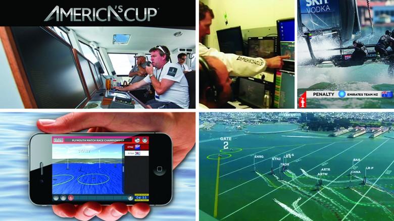 America's Cup LiveLine Award