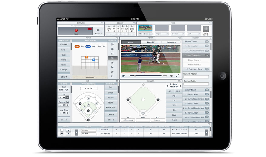 BSports is the world's leader in sports analytic technology and will design a state of the art player evaluation system for the Nats baseball operations department