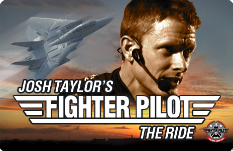 Josh Taylor Fighter Pilot Ride at WSSC