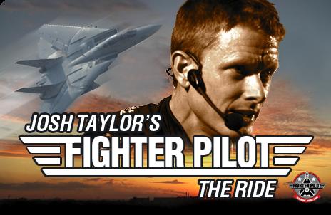 Josh Taylor Fighter Pilot Ride at WSSC
