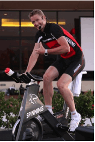 Josh has been a Spinning International Master Instructor for over 17 years and has been an integral part of the Spinning program.