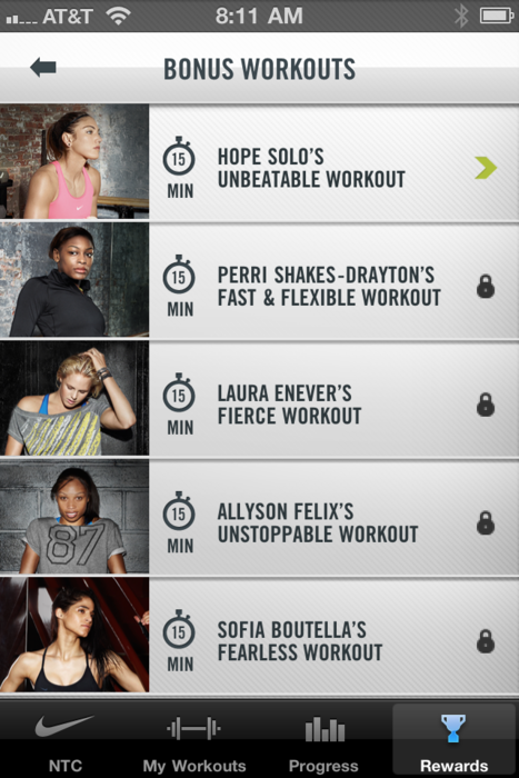 10 IPHONE APPS TO HELP YOU TRAIN FOR YOUR FIRST MARATHON - Nike Training App