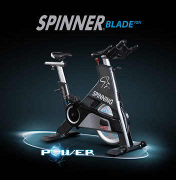 The Spinner Blade ION is the result of five years of research and development that brings power training to everyone, not just the elite athletes.