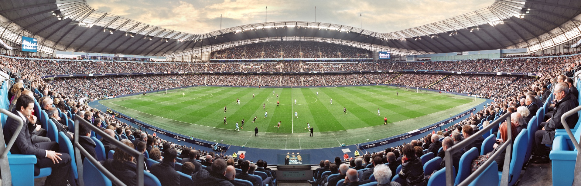With Cisco Connected Sports solutions football fans can now get information at their finger-tips and share their match-day emotions and thrills without worrying about mobile connection issues