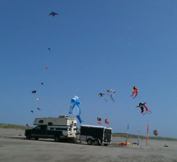 12 Tips for Great Kite Flying at the Beach - Make Sure You Have Plenty of Space