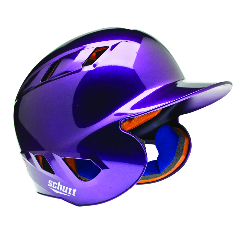 The brand new AiR 4.2 and AiR 5.6 batting helmet with enhanced concussions prevention in mind, these helmets each have the all-new Energy Lock Technology, powered by patented impact absorption technology developed by D3O, one of the world's leading innovators in shock absorption materials