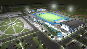State-Of-The-Art IMG Stadium
