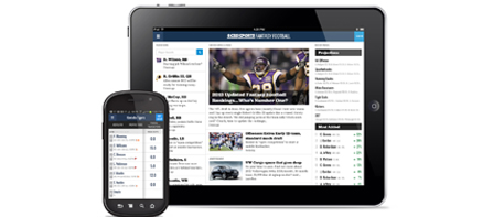 CBS Sports Fantasy Football Commissioner 2012 Best Mobile App