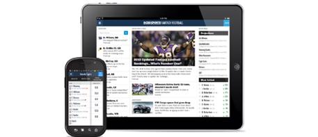 CBS Sports Fantasy Football Commissioner 2012 Best Mobile App
