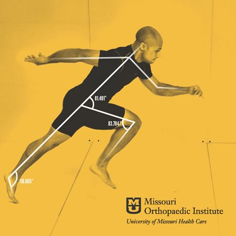Dynamic Athletics patented injury prevention and athlete movement analysis sports technology