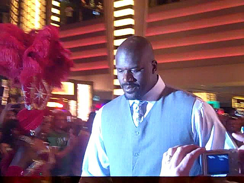 The Great Sports Legend Dinner 2012 honored Shaquille O'Neal