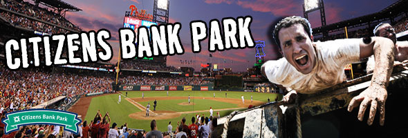 On September 28, 2013, Citizens Bank Park is hosting a SPARTAN SPRINT in Philadelphia