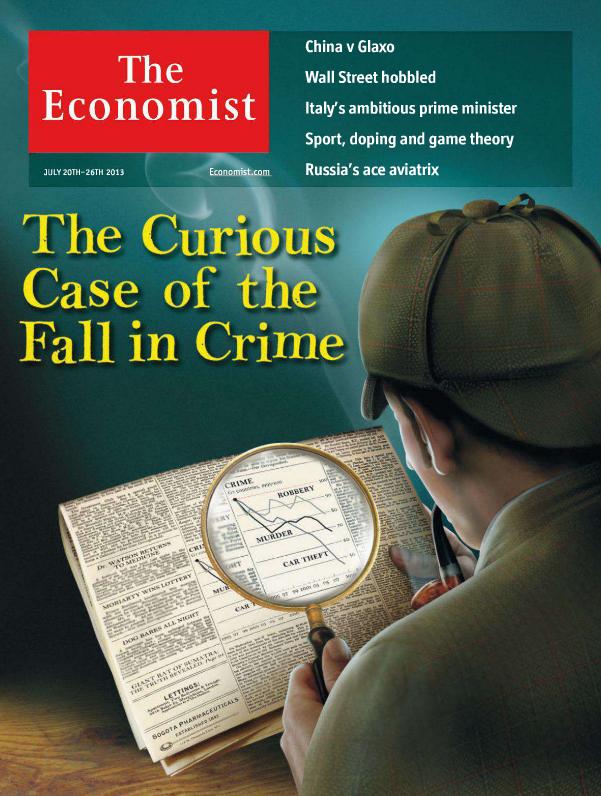 """Athlete's Dilemma,"" by The Economist."