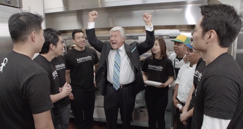 Intuit has recruited football legend Jimmy Johnson to give a pep talk for the Small Business Big Game program