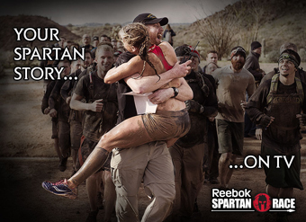 Spartan Race has partnered with NBC Sports Group to chronicle the amazing people and stories behind the race series and the World Championship, culminating in a 90-minute TV special that will air on the NBC Sports Network on October 19, 2013.