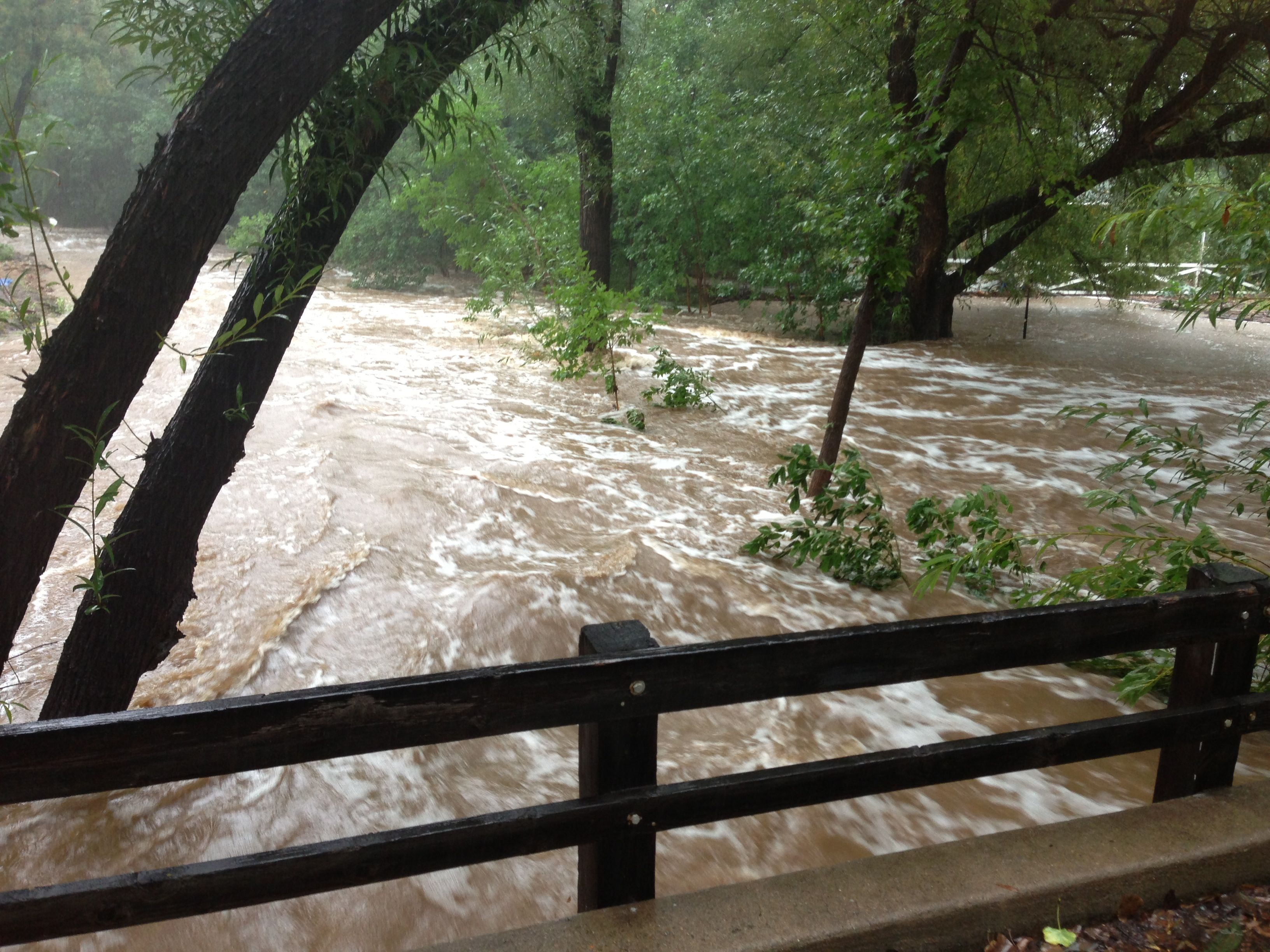 """Boulder and much of Colorado recently experienced what TeamSnap, President and CEO, Dave DuPont, described as a, """"100 year flood."""""""