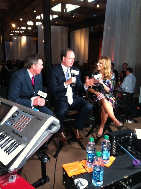 Campus Insiders journalist Bonnie Bernstein is joined by George Pyne, President of IMG & Ben Sutton, President of IMG College