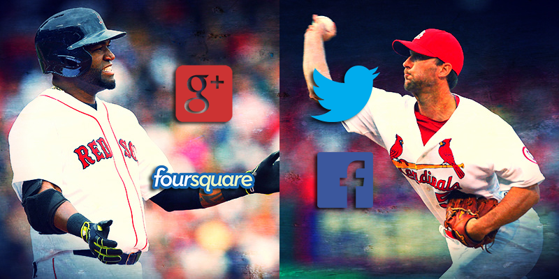 2013 World Series Social Media Metrics Breakdown