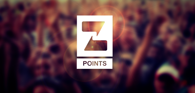 ZPoints system is tailored to boost your social influence