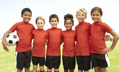 How to Help Your Kid Be a Great Team Player""