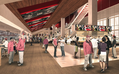 49ers Take the Technological Lead with New Stadium