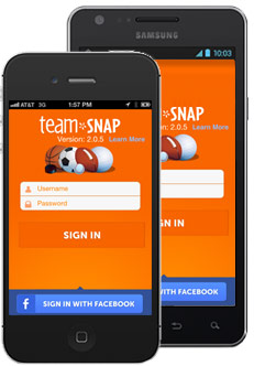 TeamSnap's digital application users access their teams using the web browser and TeamSnap's five-star iOS and Android apps.