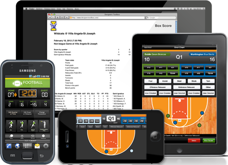 With over 11,000 high schools in the United States, Digital Scout is the leader in high school and amateur sports stats tracking software and mobile apps