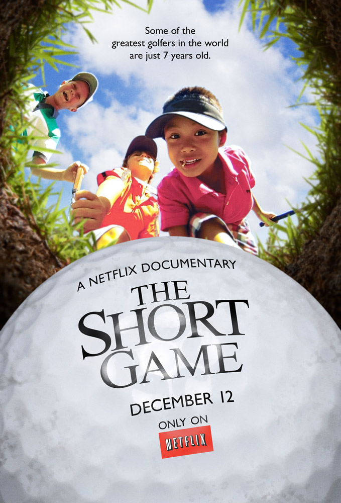 "Netflix is launching its first original documentary, ""The Short Game"""