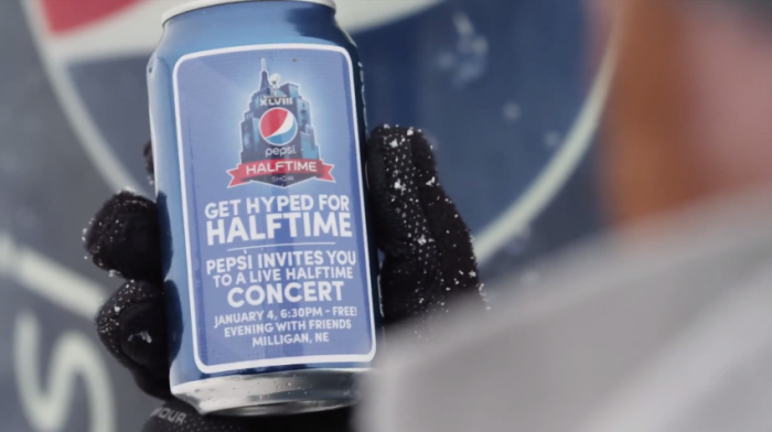 Get Hyped For #Halftime by Pepsi